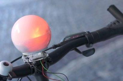 Personal Energy Orb Arduino project knows you haven't been exercising, cripples your computer