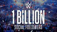WWE® Surpasses 1 Billion Social Media Followers