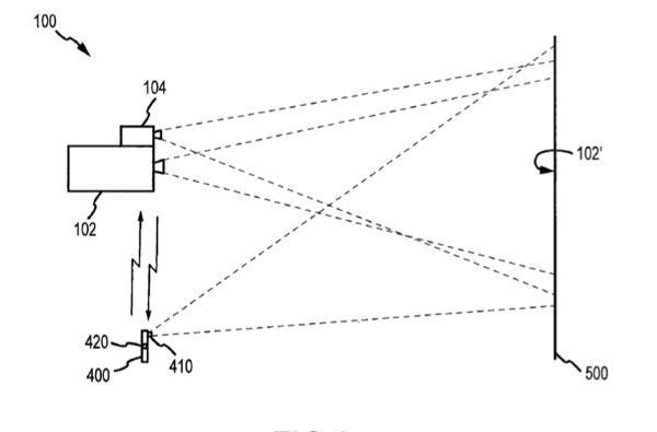 Apple patent application offers more evidence of projector plans