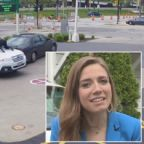 Woman Talks 'Adrenaline Reaction' That Led Her to Jump on Hood of Car to Foil Carjacking