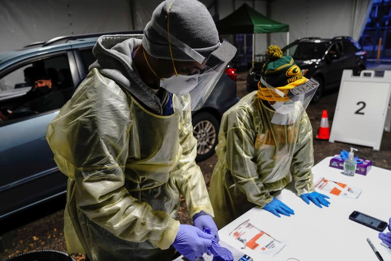 U.S. breaks daily record for coronavirus cases with over 84,000 new infections