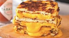 Healthy Grilled Cheese Sandwich Recipes That Taste Amazing