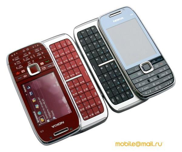 Nokia E75 exhaustively reviewed ahead of release