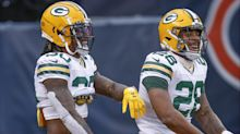 What are the Packers' options at running back this offseason?