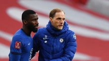 Thomas Tuchel hails Chelsea's 'brave' defence after FA Cup semi-final win against Man City