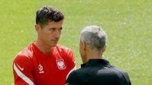 """Polens Trainer Sousa verteidigt Lewandowski: """"Er hat sich geopfert"""""""