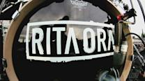 Rita Ora 24/7: With Coldplay In Europe