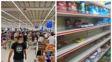 In pictures: Panic-buying returns to supermarkets as KL, Selangor enter second lockdown
