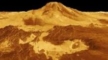 Scientists say Venus may have enough active volcanoes to form its own 'ring of fire'