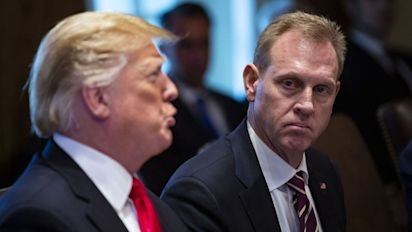 Who is Patrick Shanahan, Trump's Pentagon choice?