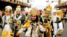 Indonesia's the Real Carnival