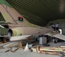 UN concerned by US claims Russia sent jets to Libya