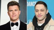 Colin Jost and Pete Davidson to Star in Wedding Comedy 'Worst Man' for Universal (EXCLUSIVE)