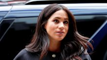Meghan Markle may be a Royal but she can't escape the IRS