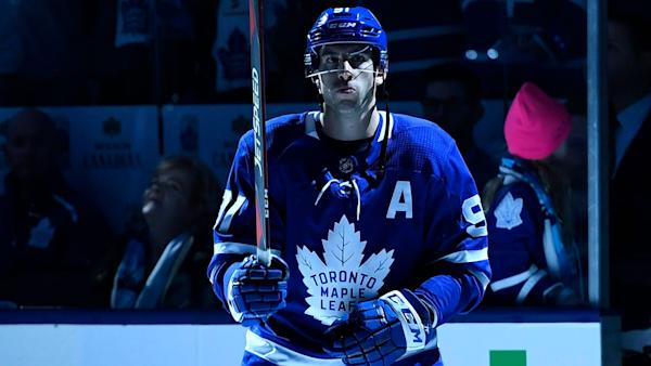 Maple Leafs  Tavares advice for teammates  contracts a1d1a4869