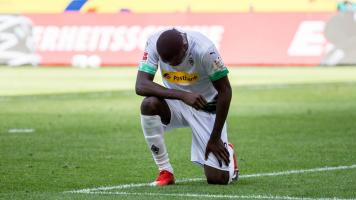 La FIFA pide no sancionar Thuram y Sancho por su solidaridad con George Floyd