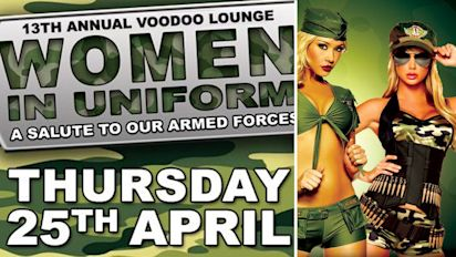Outrage over strip club's Anzac Day event