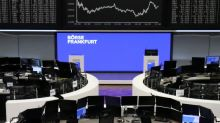 Solid earnings boost European stocks as ECB stands pat