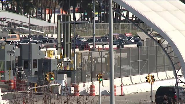 Construction Causing A Massive Headache At Border