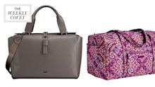 The Weekly Covet: Best Weekender Bags