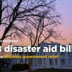 White House requests $44B disaster aid bill