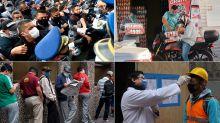 FOTOS | Así entró México a su rara 'nueva normalidad' por el coronavirus