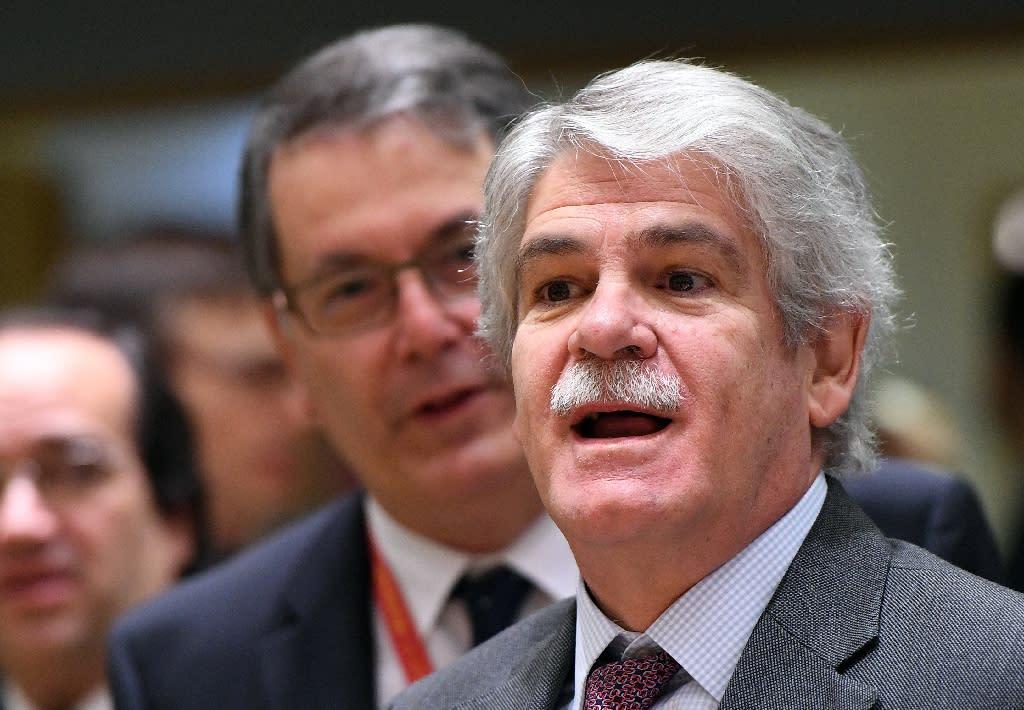 Spain alarmed as White House Spanish website vanishes