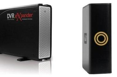 Western Digital 1TB DVR Expander pre-orders up at Amazon, Apricorn add-ons get a face lift