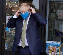 Mandatory face masks will help Britain 'go back to work', Boris Johnson suggests