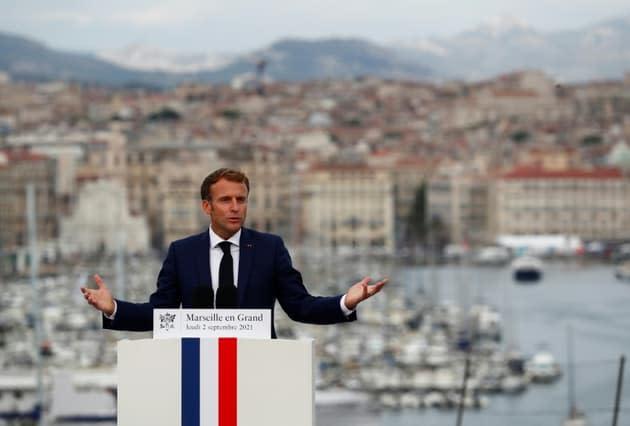 Ecoles, transports, Métropole: pourquoi Emmanuel Macron revient déjà à Marseille