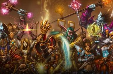 World of Warcraft adding party finder functionality
