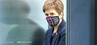 Scottish council leaders accuse Nicola Sturgeon of unfairly placing their areas in too high a tier