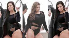 So cool steht Ashley Graham zu ihrer Cellulite