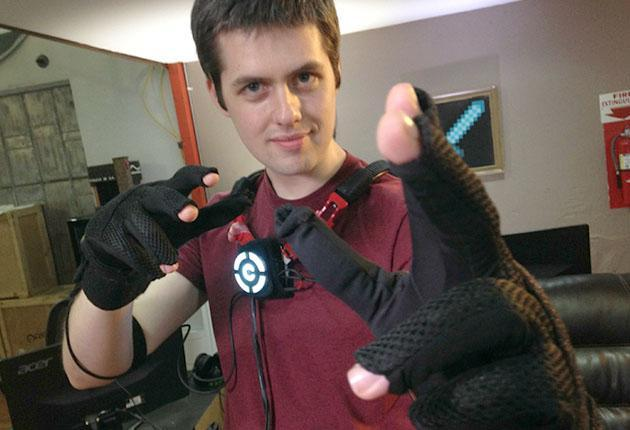 These VR gloves will let you control Oculus and more for $350 (updated)