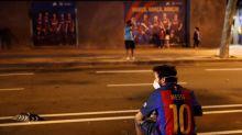 Abogado deportivo español espera una ardua negociación entre Messi y Barcelona