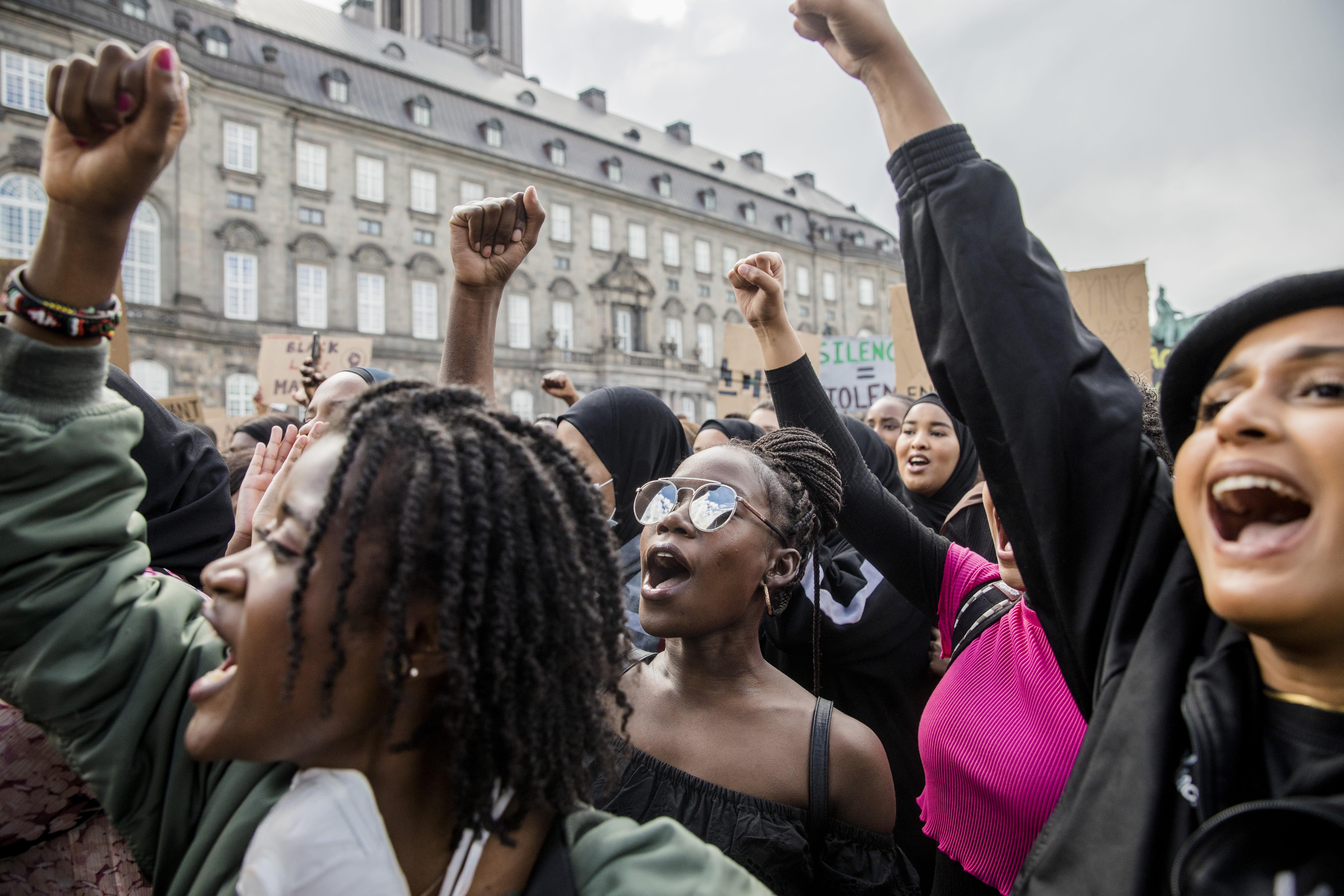 Denmark Racism