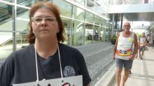 'Not business as usual': Airport evacuation draws blowback from striking workers
