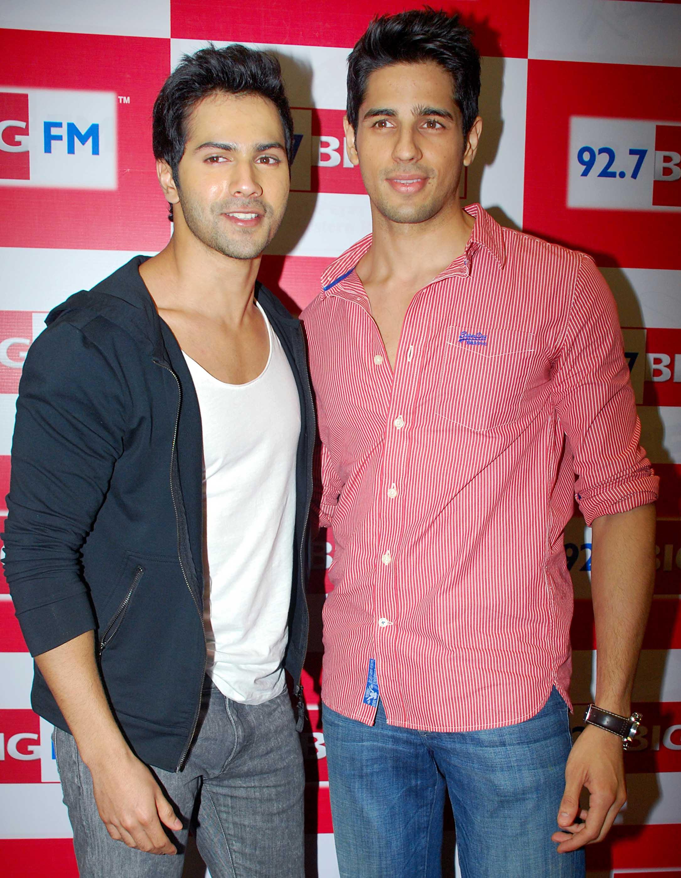 Varun Dhawan And Siddharth Malhotra Style Factor Poll Verd...