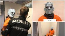挪威警方Facebook玩《權力遊戲》 拘捕Night King網民讚好