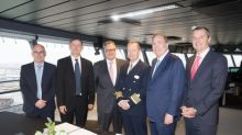 A New Adventure Begins - Royal Caribbean Welcomes The World's Largest Cruise Ship