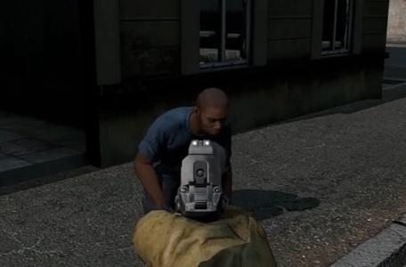 DayZ griefers force victims to sing