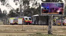 Woman and child dead, two others injured in suspicious NSW house fire
