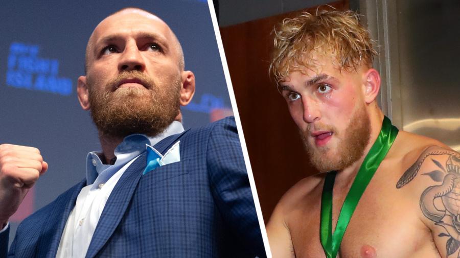 McGregor doesn't dismiss idea of Jake Paul fight