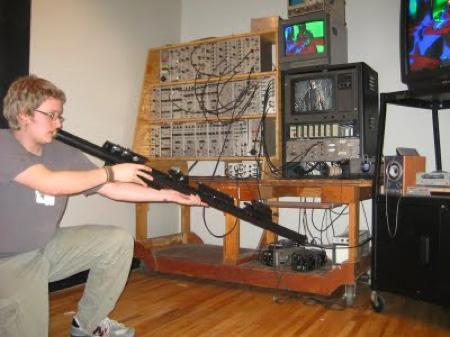 Arduino-packin' Didgeridoo features 17 effects controls, drones with the best of 'em (video)