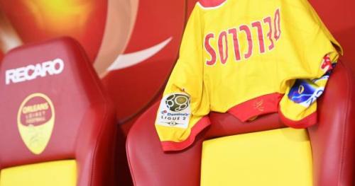 Foot - Transferts - Gabriel Mutombo (Angers) prêté à Orléans