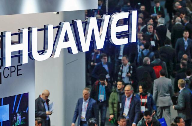 Huawei may be developing a 'blockchain smartphone'