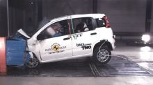 Fiat Panda rates worst new model for safety