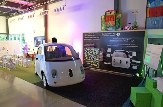 Google's driverless cars skirt deer and pedestrians in Texas