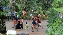 Gewalttätige Zusammenstöße im Streit um Tempelverbot für Frauen in Indien