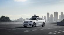 Uber unveils new Volvo self-driving vehicle in a step toward robotaxi service